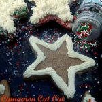 Cinnamon Cut Out Cookies