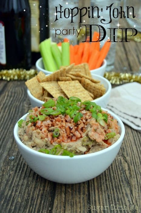 Hoppin' John Party Dip