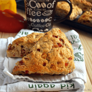 Vegetable Scones