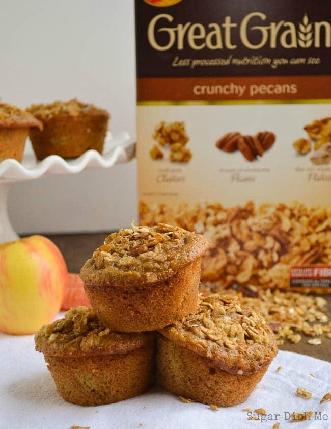 Great Grain Muffins