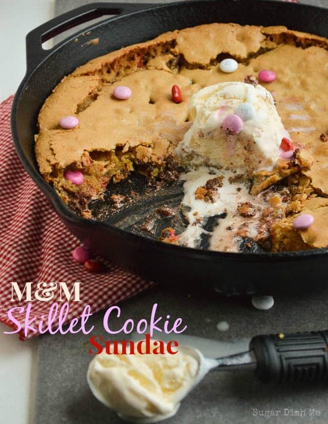 Raspberry Scented M&M Cookies Recipes — Dishmaps