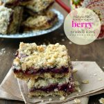 Oatmeal Berry Crumb Bars