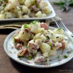 Warm Herbed Potato Salad