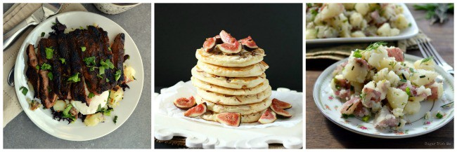 Brunch Dishes on www.sugardishme.com