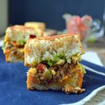 Taco Grilled Cheese Sandwiches