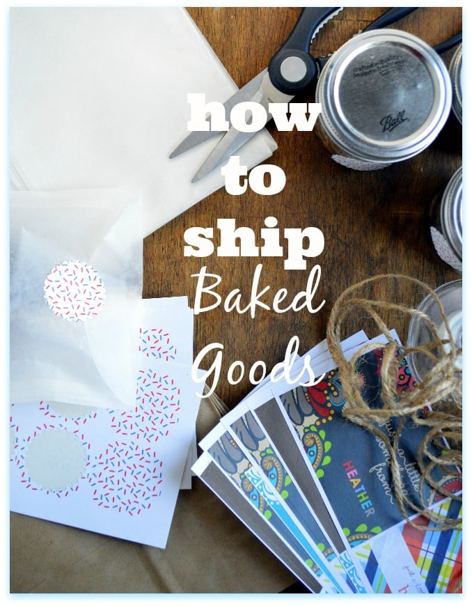 How to Ship Baked Goods