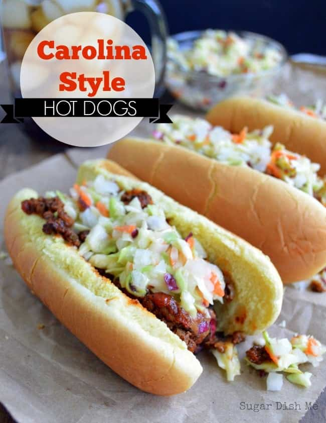 dogs mini pretzel dogs slaw dogs with mustard honey mustard slaw dog ...