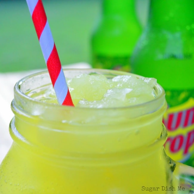 Sun Drop Slushie Recipe