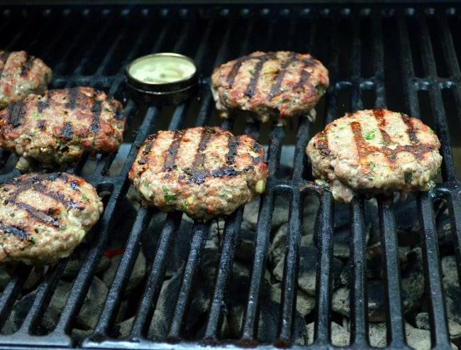 Burger Grillin'
