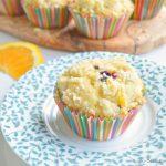 Orange Blueberry Muffins