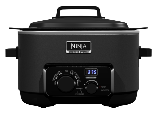 Ninja 3-in-1 Cooking System Slow Cooker Giveaway