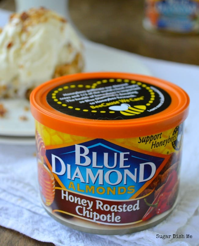 Blue Diamond Honey Roasted Chipotle Almonds