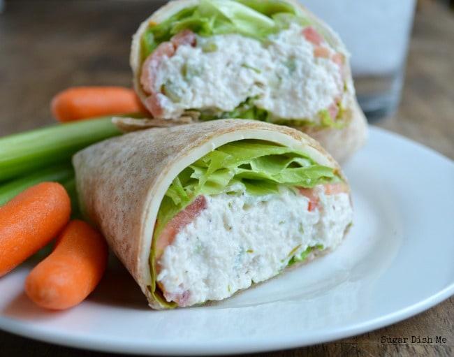 Dill Chicken Salad Recipe