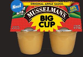 Musselman's Big Cup Applesauce