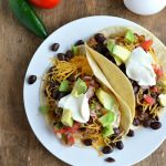 Sausage and Egg Breakfast Tacos