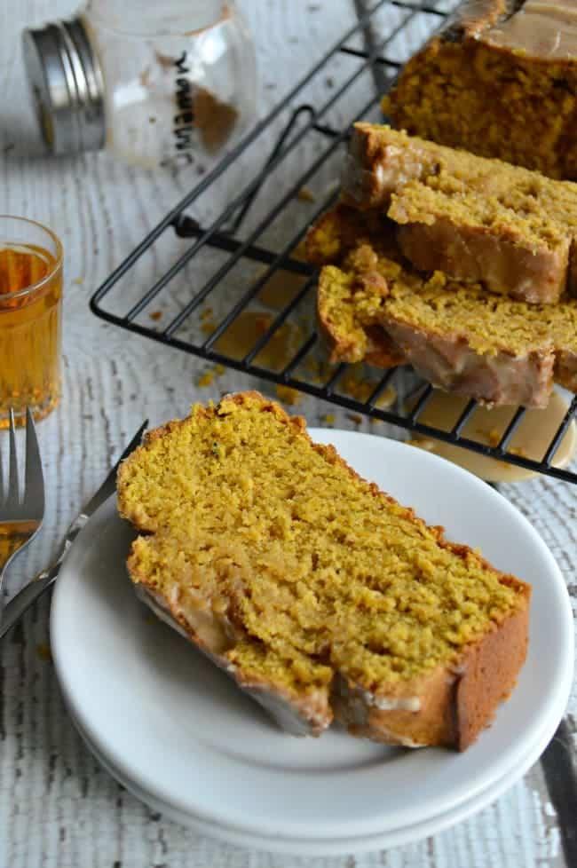 Brown Butter Pumpkin Cake Recipe