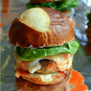 Buffalo Turkey Sliders