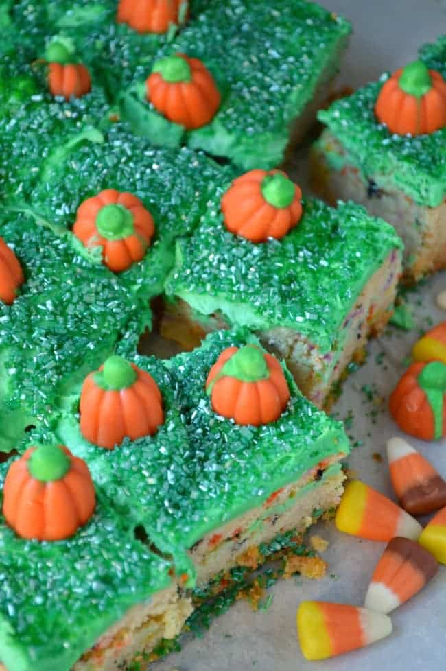 Frosted Sugar Cookie Bar Recipe