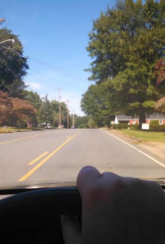 Afternoon Carpool
