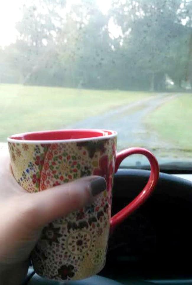 morning carpool