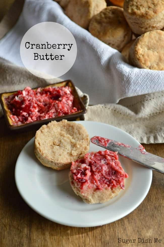Cranberry Butter Recipe