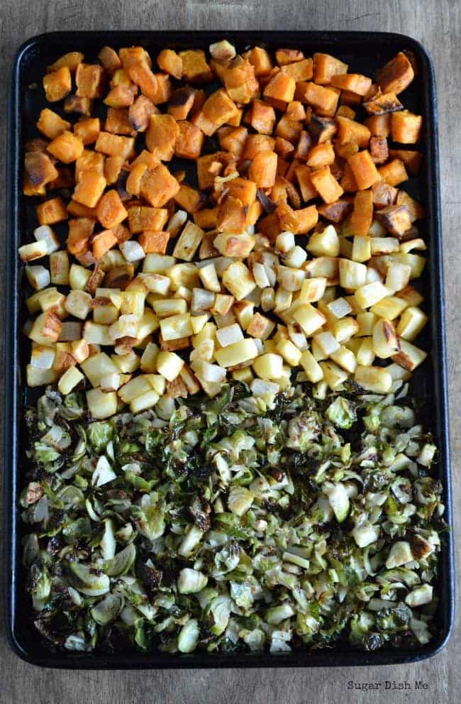 Harvest Roasted Vegetable Recipe
