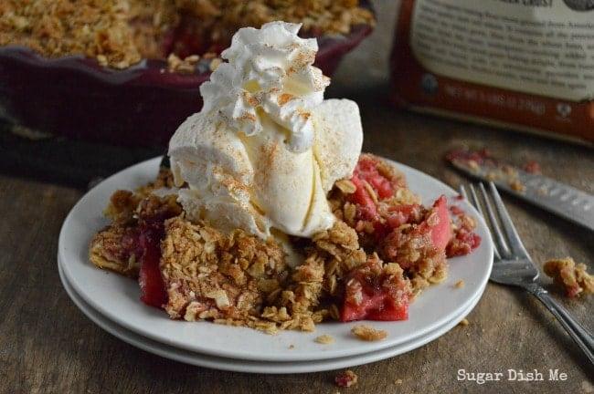 Raspberry Apple Pie Recipe