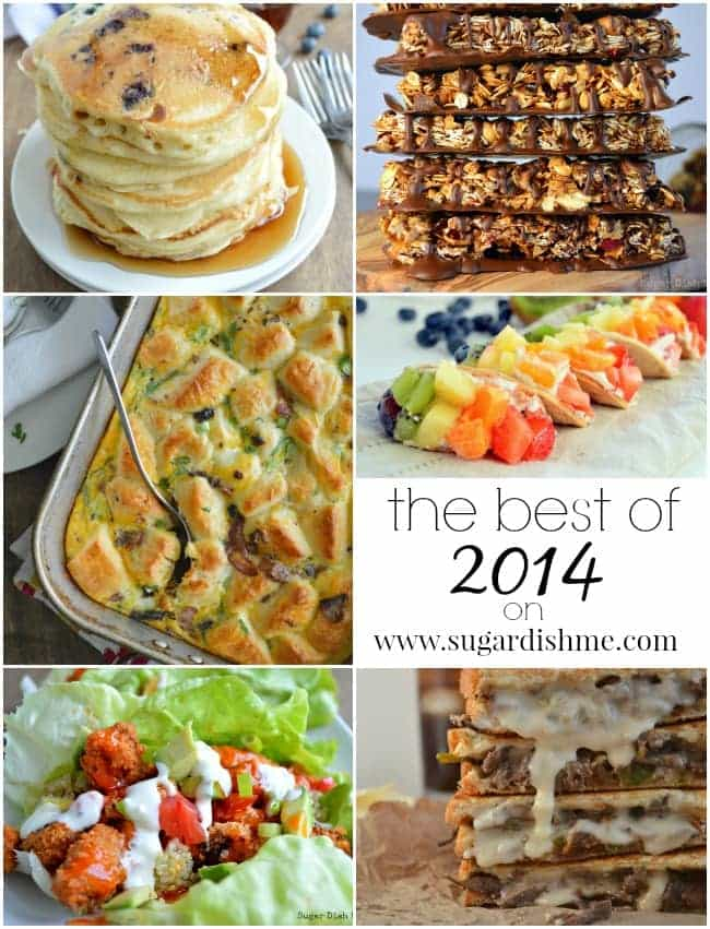 The Best of 2014 on Sugar Dish Me
