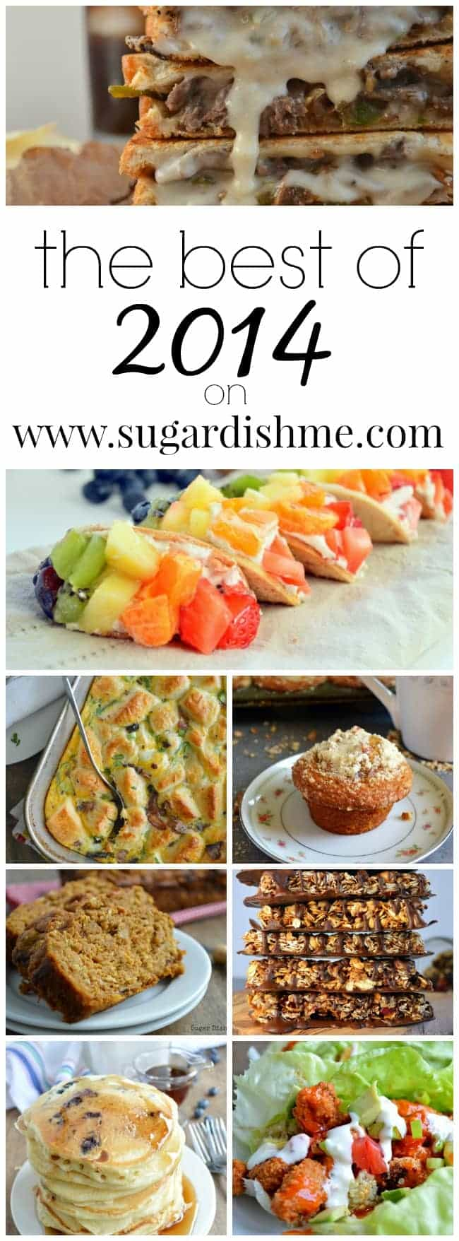 The Best of 2014 on www.sugardishme.com