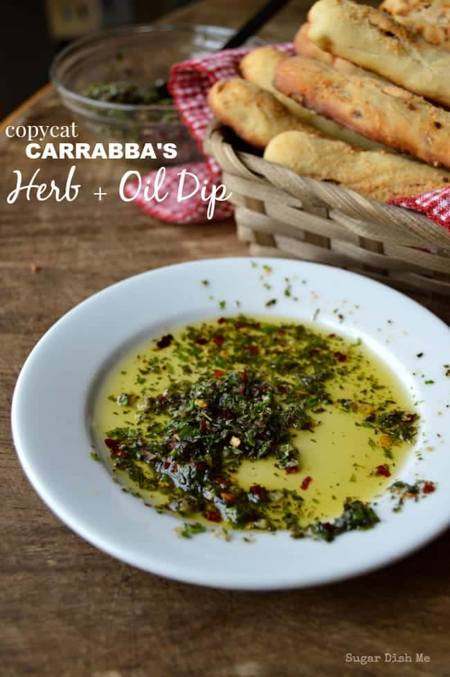 ... virgin olive oil herb dip using carapelli olive oil extra virgin olive
