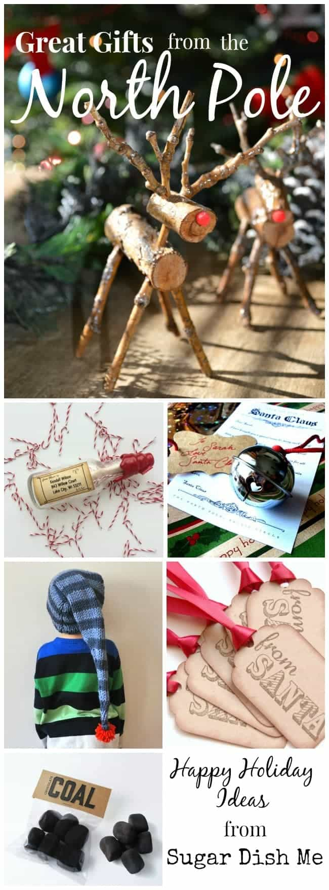 Great Gift Ideas from The North Pole