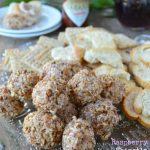 Raspberry Chipotle Cheese Balls