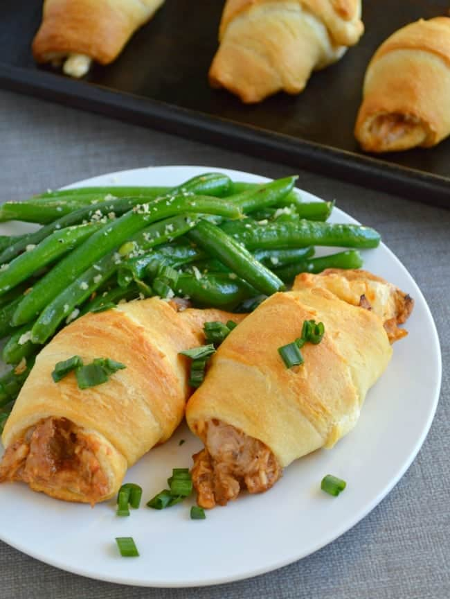 Crescent Roll Ups Appetizer Recipe