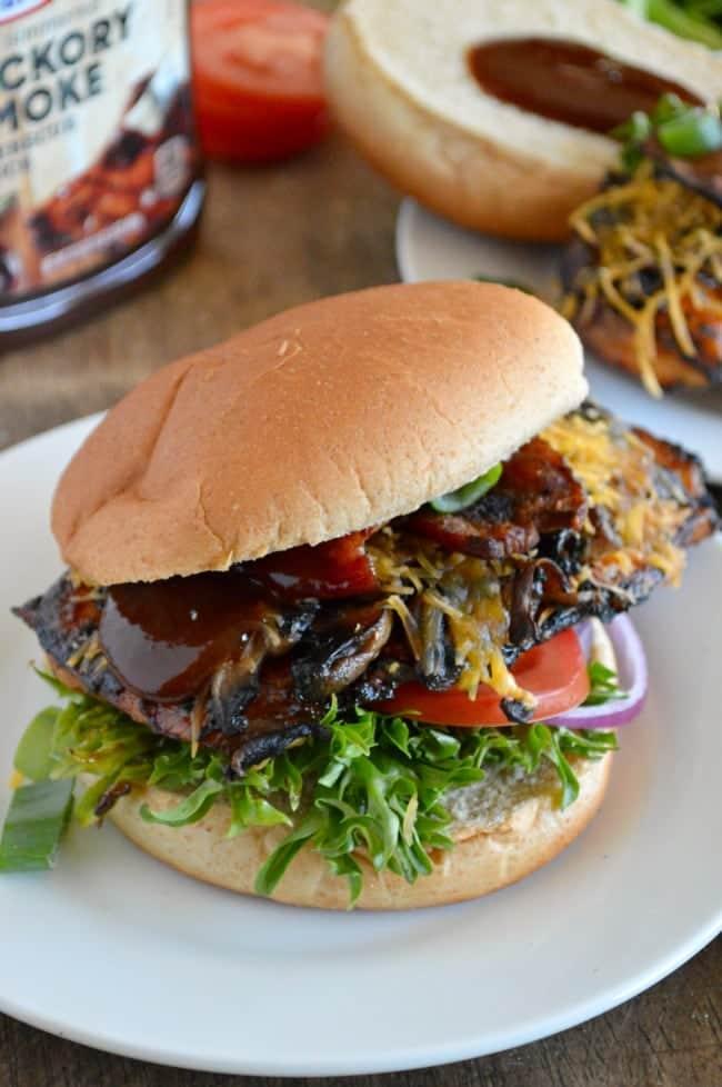 Barbecue Grilled Chicken Sandwich - Sugar Dish Me