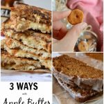 3 Ways with Apple Butter