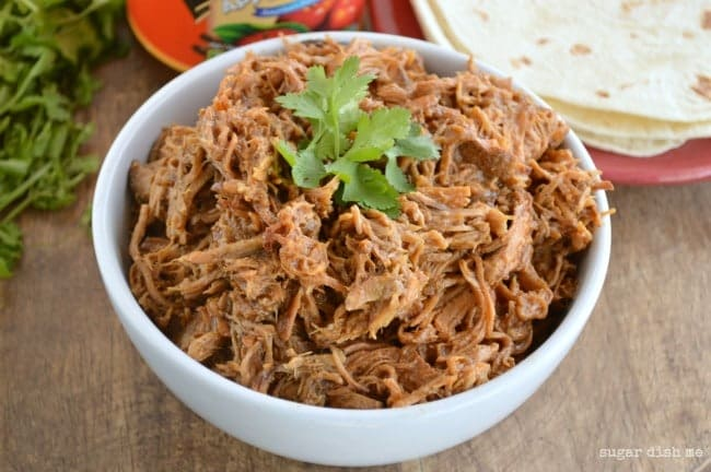 Apple Butter Pulled Pork Recipe