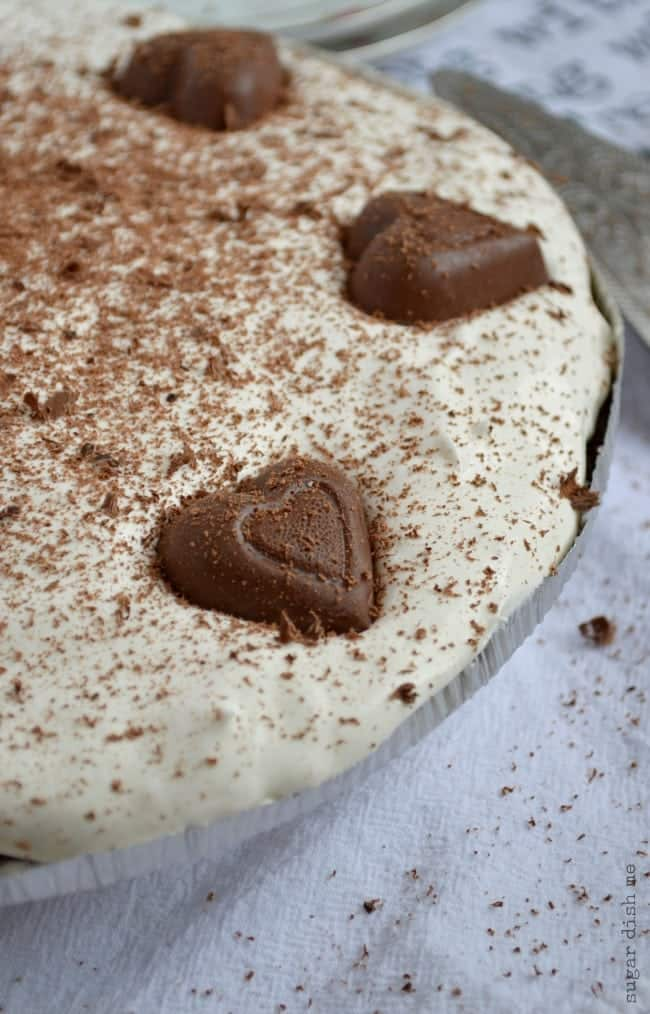 Baked Peanut Butter Pie Recipe