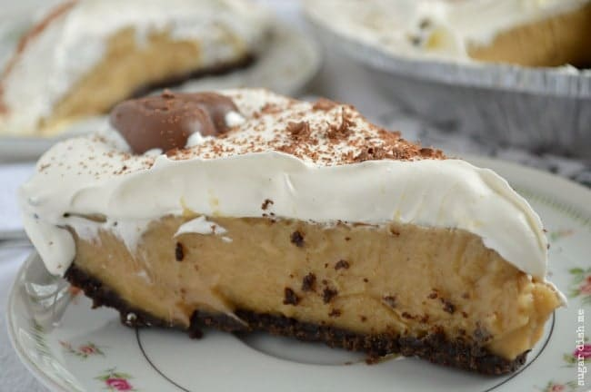 Creamy Peanut Butter Pie Recipe with Vegan and Gluten Free Options