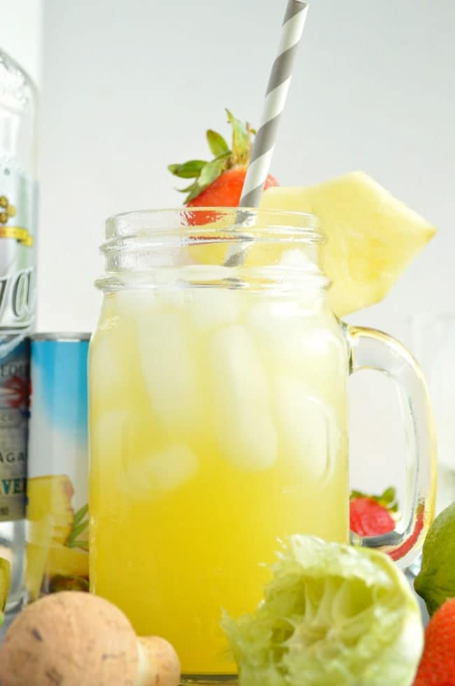 Mason Jar Margaritas Recipe
