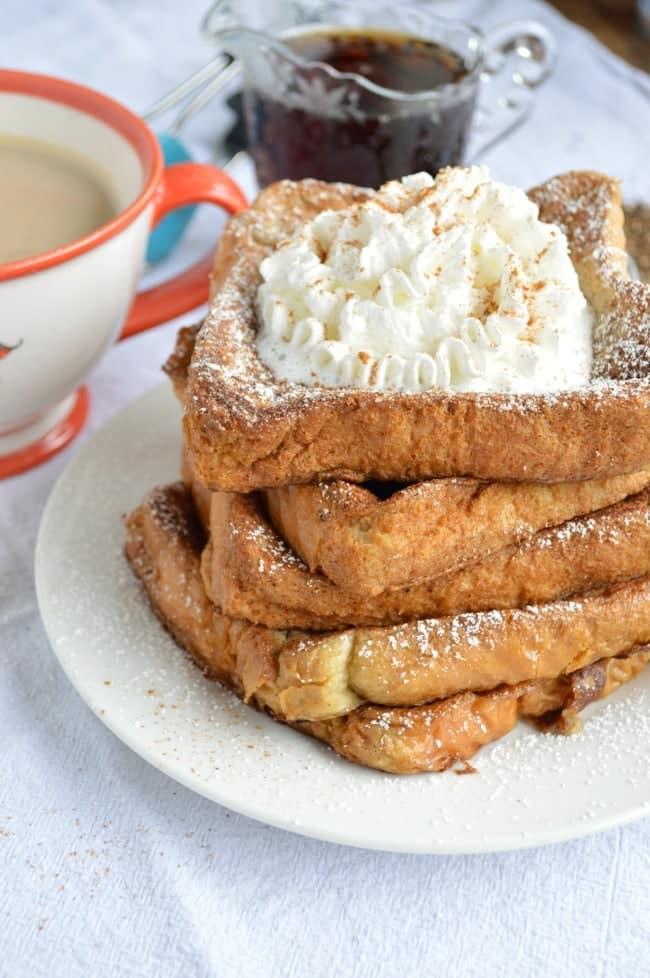 Chai Tea French Toast Recipe