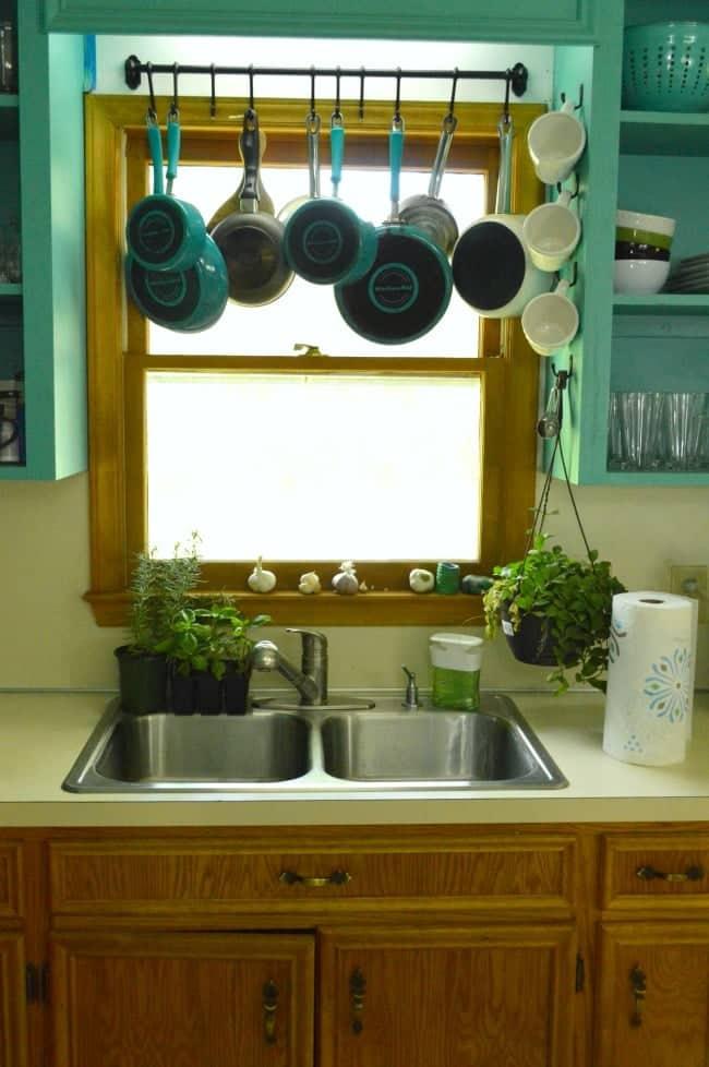 Sugar Dish Me Kitchen Window