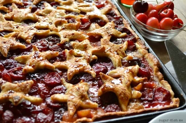 Cherry Cola Pie Recipe