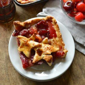 How to Make a Slab Pie