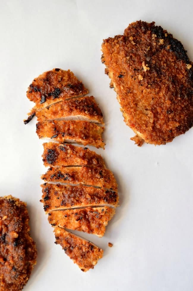 Crispy Cajun Chicken recipe