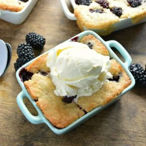 Easy Cobbler Recipe No Eggs