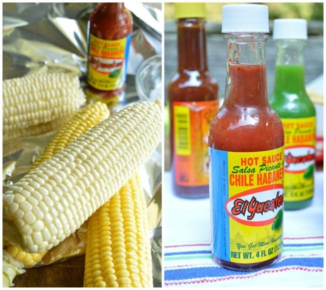 Easy Habanero Grilled Corn Recipe