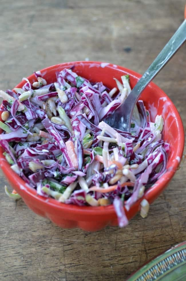 Mexi Slaw for Tacos