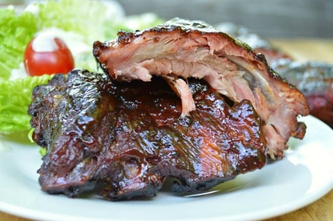 How to Slow Smoke Baby Back Ribs