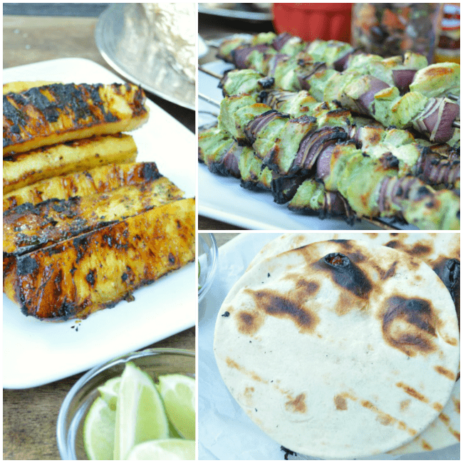 How to Make the Best Grilled Chicken Tacos
