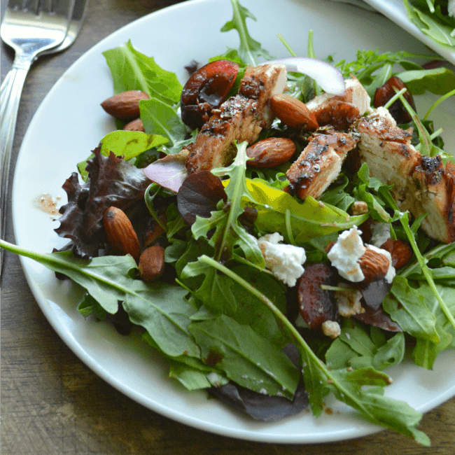 Cherry Balsamic Vinaigrette Recipe